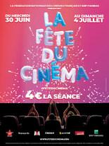 Fête du Cinéma - 4€ la séance !