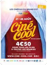 Ciné-Cool - 4.50 € la place !