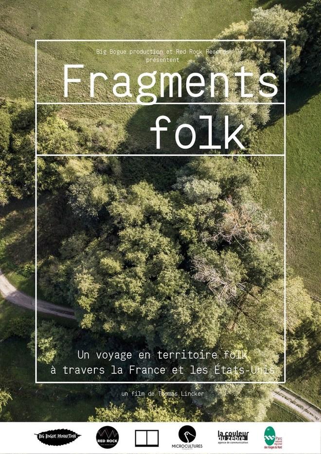 """""""Fragments Folk"""" - un voyage en territoire folk à travers la France et les Etats-Unis"""