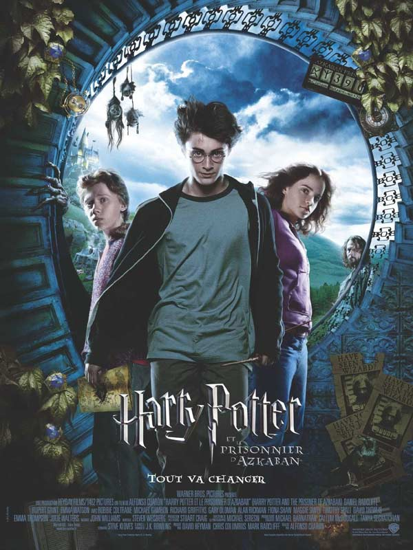 Je ne peux pas, j'ai Harry Potter !