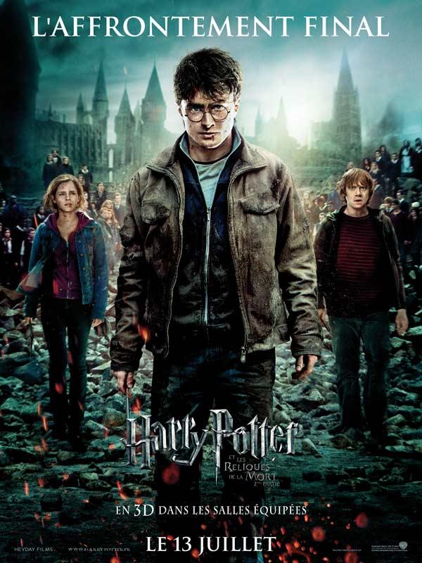 Dernière séance pour Harry Potter !