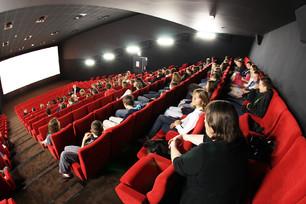 Salle 1. 292 places - 3D
