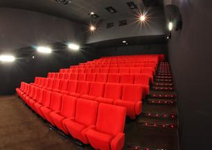 Salle 2. 122 places. 3D