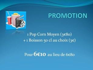 Promotion Confiserie