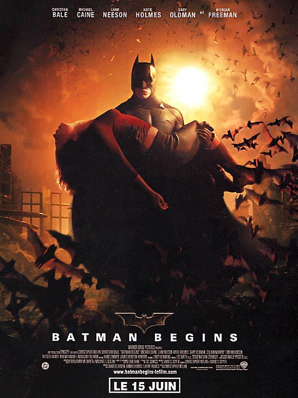 Trilogie Batman