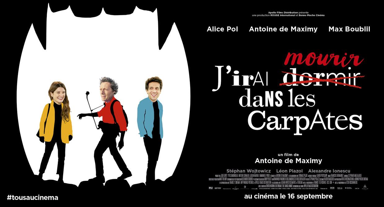 Photo du film J'irai Mourir Dans Les Carpates